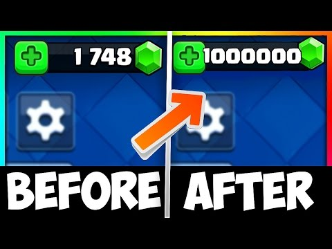 CLASH ROYALE is GIVING AWAY OVER 1 MILLION GEMS! (MUST SEE)