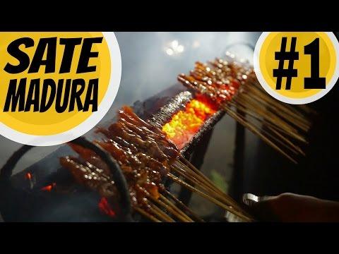 Kuliner Tebing Tinggi - Sate Madura [ Part 1 ]