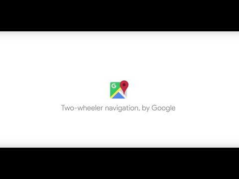 Two-wheeler mode on Google Maps | #LookBeforeYouLeave