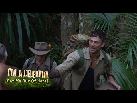 Edwina And Jake Arrive In The Camp | I'm A Celebrity... Get Me Out Of Here!