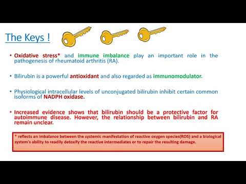 Gilbert Syndrome And RA