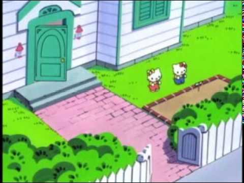 Hello Kitty - Un Nuevo Dia Floreciente