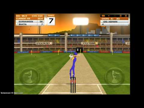 Stick Cricket Premier League
