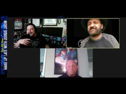 Wake Up Late With Dougie Show 8/25/20