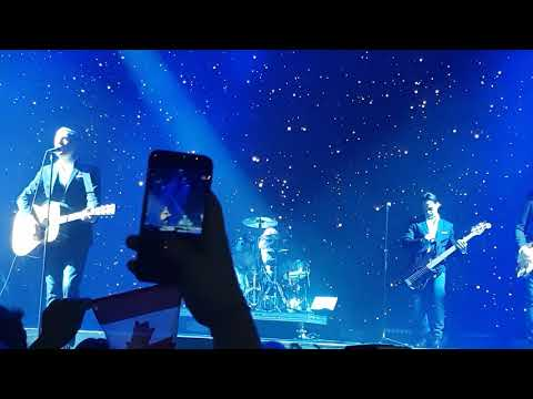 Bryan Adams Heaven live in Helsinki 1.5.2018