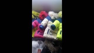 Видео Оптом детские куртки и дубленки Пекин от 600 рублей