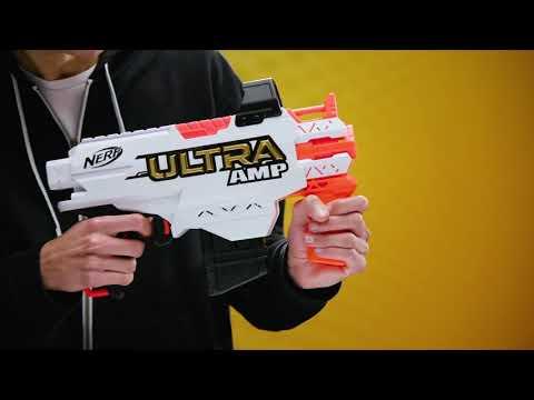 NERF Ultra AMP demo video