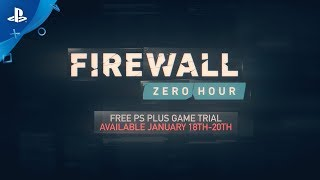 Firewall Zero Hour – Free Game Trial with PS Plus | PS VR thumbnail