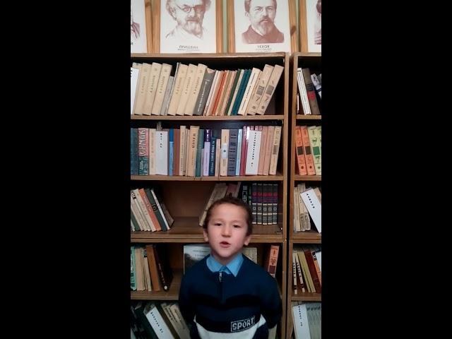 Изображение предпросмотра прочтения – МирсаидалиСаидзода читает произведение «Ты делай добро» В.К.Хромовой