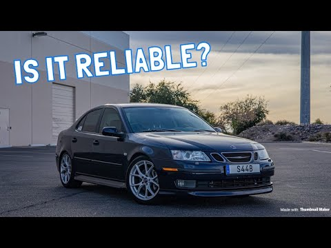Saab 9-3 150k Mile Review – Is it a Good Used Car Buy?