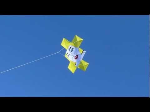 Unusual Face kite