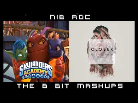 HARMONY vs. Closer | Timbaland ft. Dalton Diehl vs. The Chainsmokers ft. Halsey | The 8 Bit Mashups