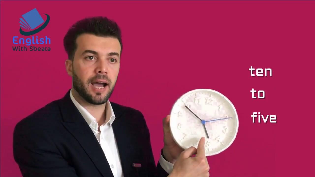 كيف تقرأ الوقت، كيف تقرأ الساعة بالانجليزية- لن تخطئ في قراءة الساعة بعد اليوم