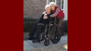 Everest & Jennings® Advantage Recliner Wheelchair