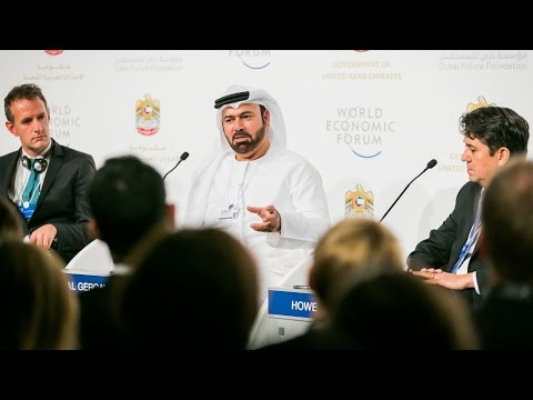 Dubai 2016 - Press Conference with Mohammad Al Gergawi