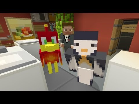 Minecraft Xbox - Murder Mystery - S.T.A.R. Labs - JUST ME AND THE MURDERER!!