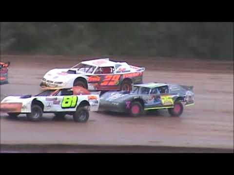 Brett McDonald Feature Lernerville Speedway 10/13/18