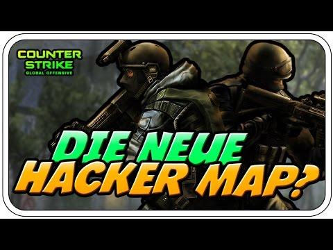 DIE NEUE HACKER MAP? ♠♠♠ - Let's Play CS:GO - Dhalucard