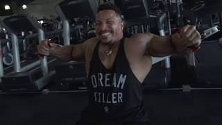 CHEST DAY | ready for Arnold classic 2020