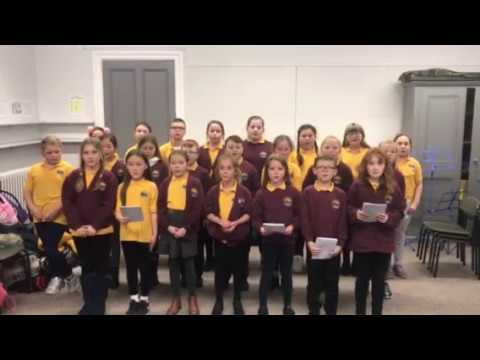 Inverness Courier Christmas Carol Competition - Central Primary School