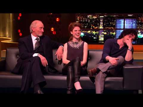 The Jonathan Ross  with Game of Thrones cast.