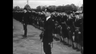 Operation Deadlight - German U-Boat Fleet Surrender 1945 - Derry/Londonderry N.Ireland