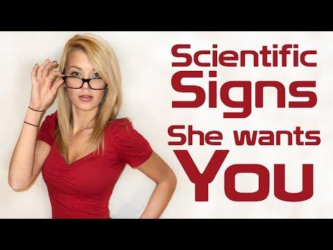 [Video] Tanda Saintifik Wanita Meminati Anda(Lelaki)
