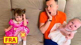 L'histoire de Boo Boo de Papa et Cinq Enfants