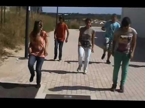 Lipdub da Escola Secundária de Alcácer do Sal 2012 - LMFAO (party rock anthem)
