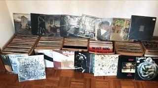 Record Hunt #3: Vinyl Mega-Haul! Unbelievable Basement Finds!