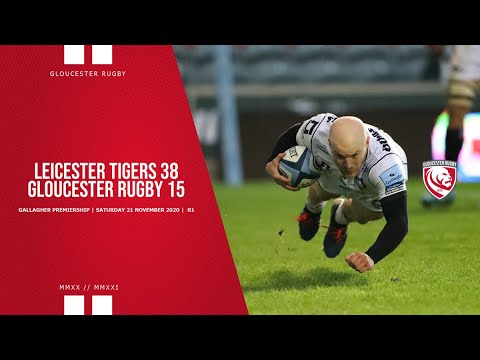 Highlights | Leicester Tigers 38 - 15 Gloucester Rugby
