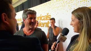 America's Got Talent: Simon Cowell OPENS UP About Which Acts SURPRISED Him! 😂 | AGT 2018