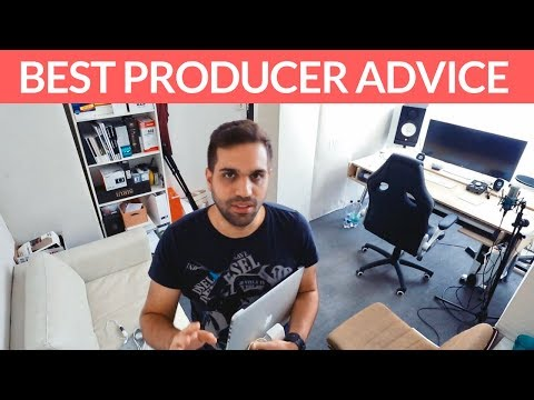 BEST MUSIC PRODUCER ADVICE: HOW TO FINISH YOUR TRACKS AND STAY FOCUSED