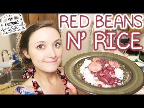 Daddy's Red Beans & Rice Recipe