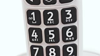 Produktvideo zu Schwerhörigen-Telefon Doro PhoneEasy 115