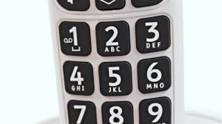 Produktvideo zu Seniorentelefon Doro PhoneEasy 115