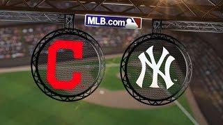 8/9/14: Kluber hurls gem as Tribe blanks the Yankees