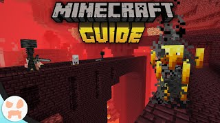 Wither Skulls, Blaze Rods, & NETHER FORTRESSES! | The Minecraft Guide - Tutorial Lets Play (Ep. 13)
