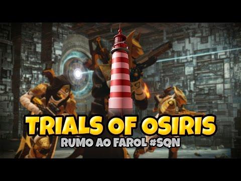 DESTINY TTK: TRAILS OF OSIRIS! CHAT NA TELA ON!