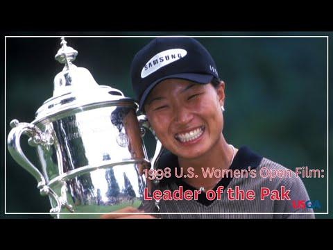 "1998 U.S. Women's Open Film: ""Leader Of The Pak"""
