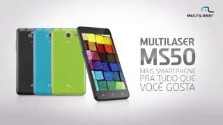 Smartphone Multilaser MS50