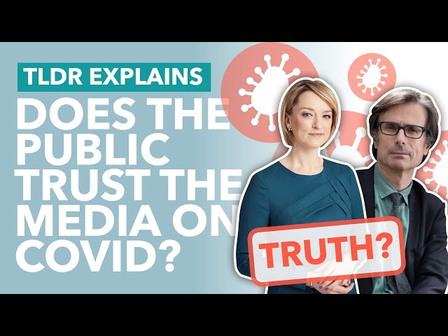 Is Trust In The Media Eroding? Should We Trust the News Media About COVID? - TLDR News