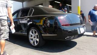 2006 BENTLEY CONTINENTAL sells at auction CHEAP