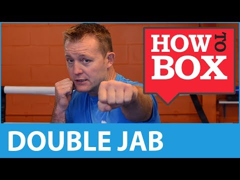 The Double Jab - How to Box (Quick Video)