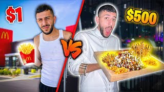 $1 French Fries vs $500 French Fries **Huge Mistake**