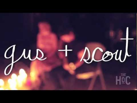 """Gus + Scout """"These Arms Of Mine"""" LIVE At The HoC"""