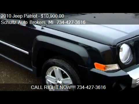 2010 Jeep Patriot Limited for sale in Livonia, MI 48150 at t