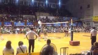 141028 unigames volleyball finals w dlsu nu set 4 4