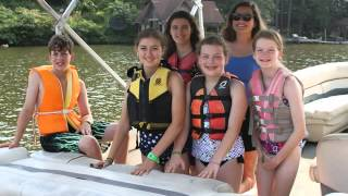 YMCA Camp Cosby - Summer Makes Waves!