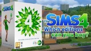 The Sims 4 - Which editions can you buy?